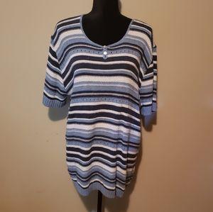 EUC Vintage Striped Sweater